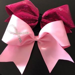 Cheer bows! 🎀